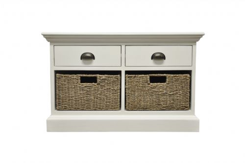 2 Drawer 2 Basket Unit